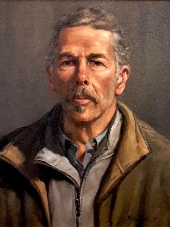Gregory R. Smith Self Portrait