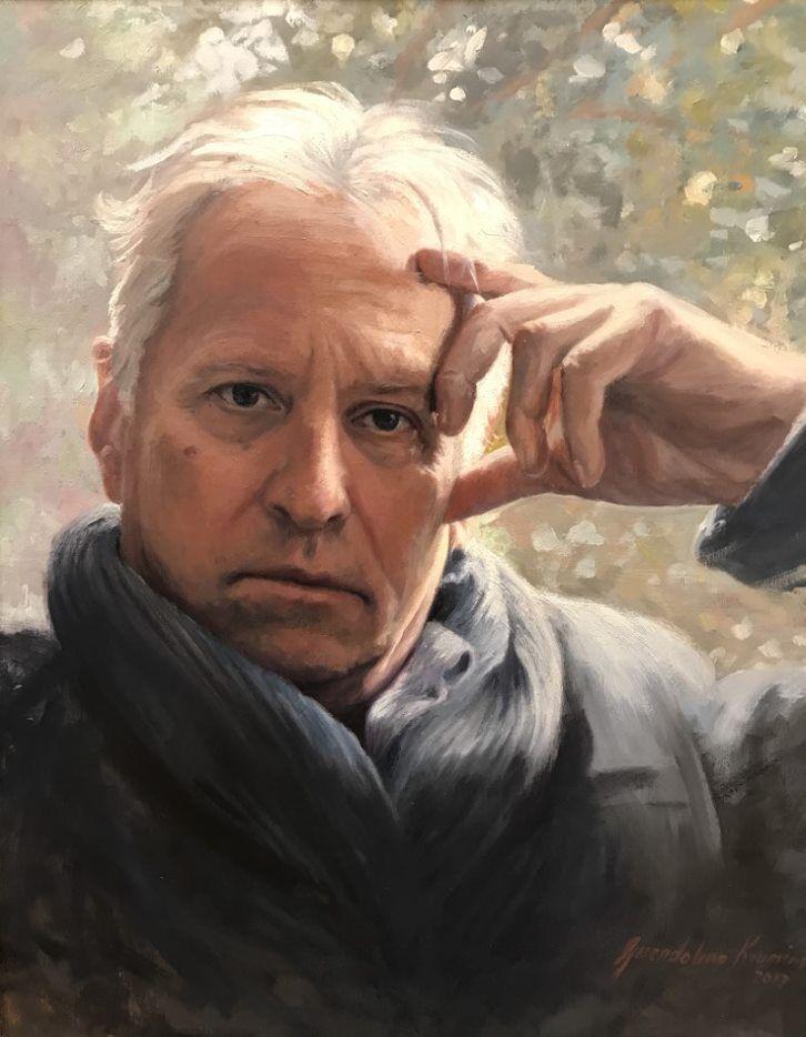 'Peter,' by Gwendoline Krumins, Winner 2017