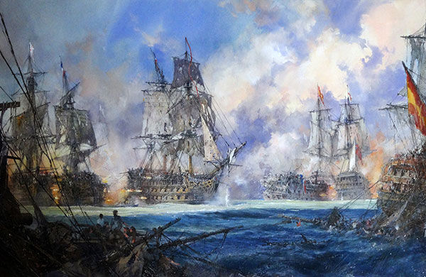 600-J.Bruere-Battle.Cape.Trafalgar