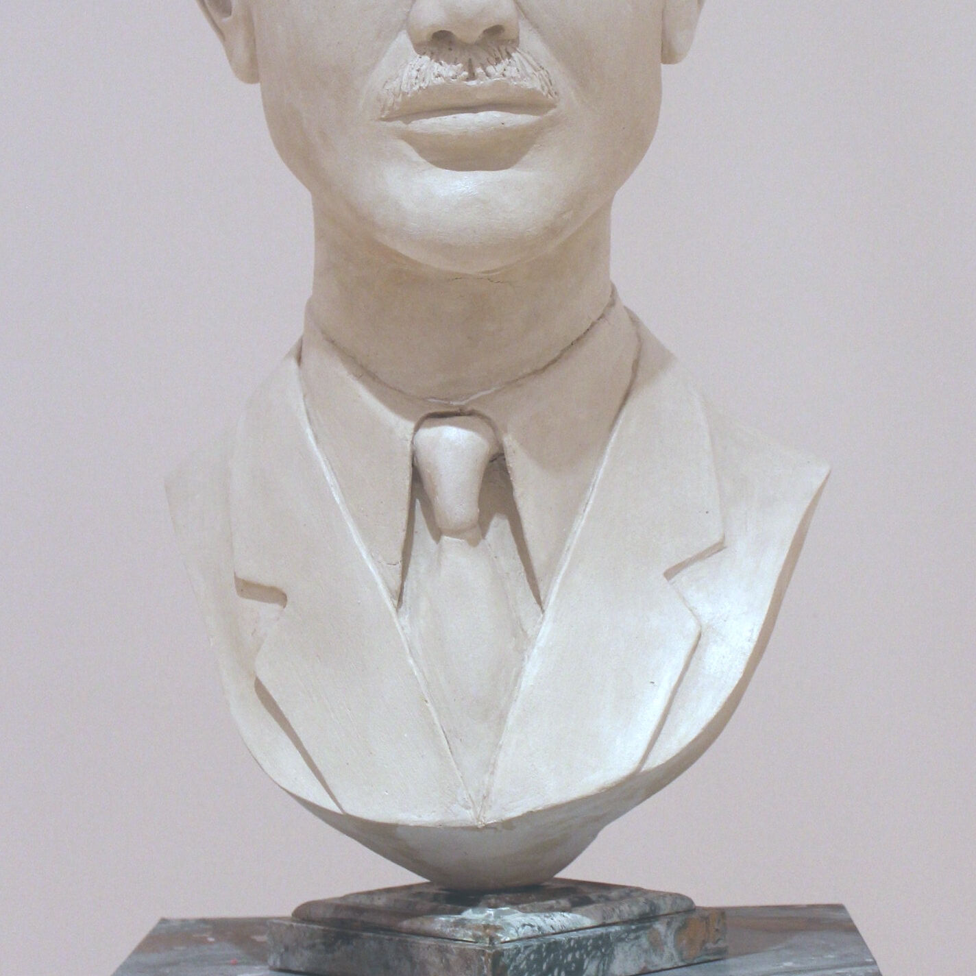 79c_Fred Toumayan_My Dad_Sculpture_Clay