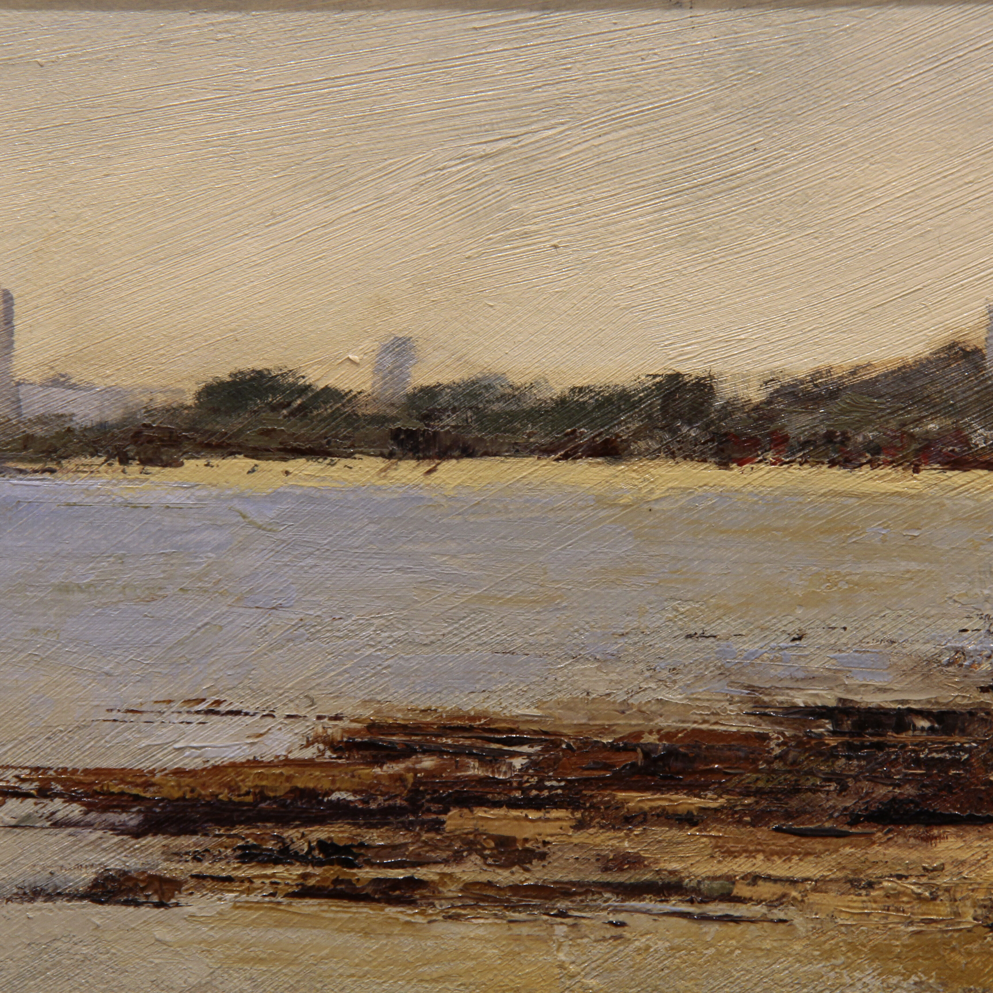045c_Sue_Kelly_From Green Point, Brighton_Oil_250