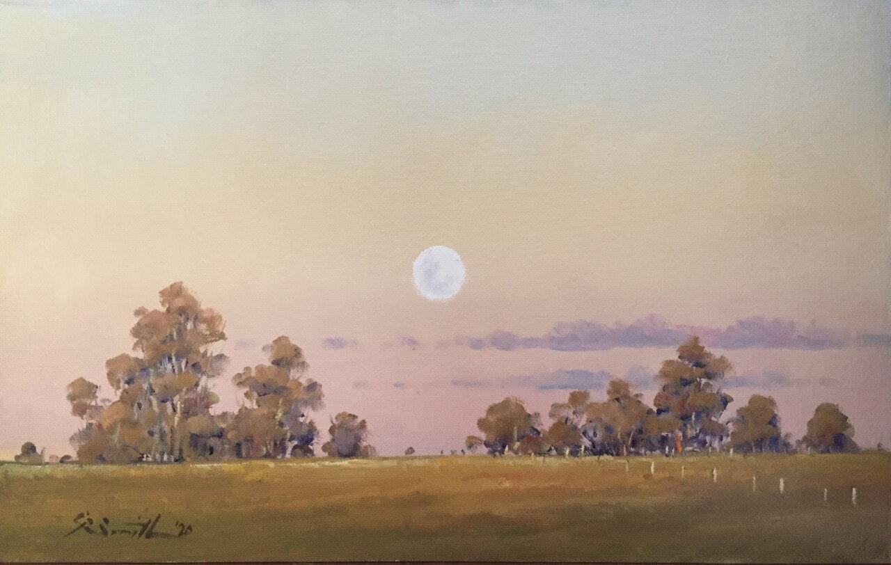 GregoryRSmith Moonrise Kinrara
