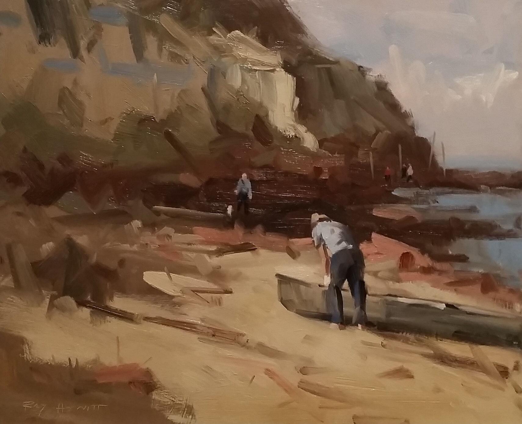 Ray Hewitt FVAS_For a Morning Paddle_Winner 2021