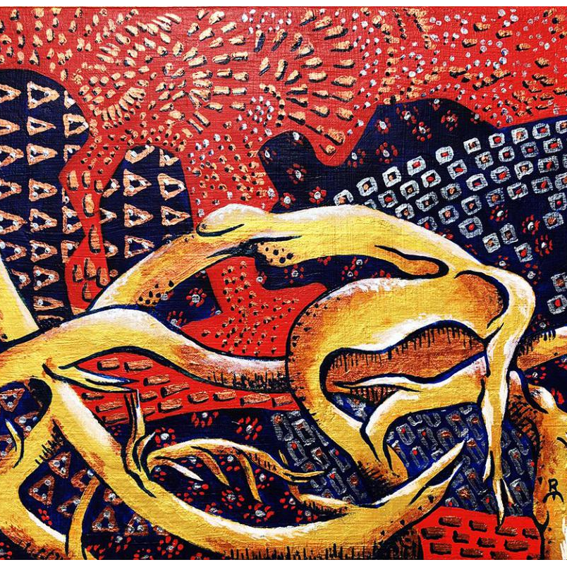 Richard Impey_Fig Tree Parramatta 1 Painting