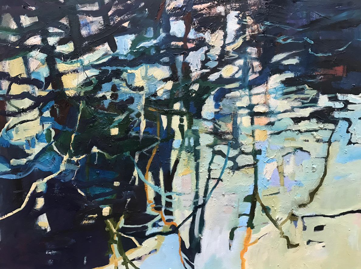Watching the Water Erica Wagner Contemporary 2017 Winner