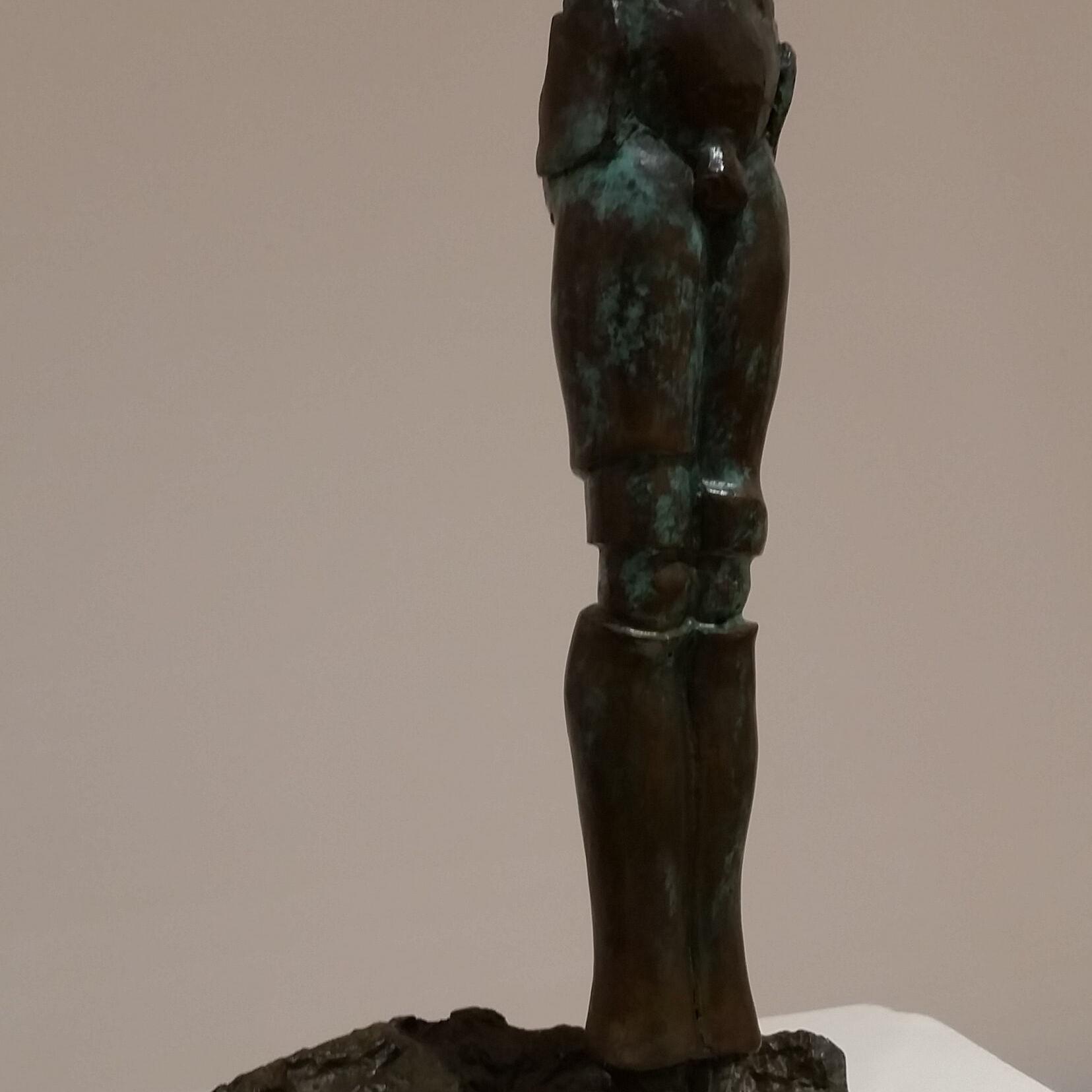 Claudine Top_It is just a dream_Sculpture Winner 2021