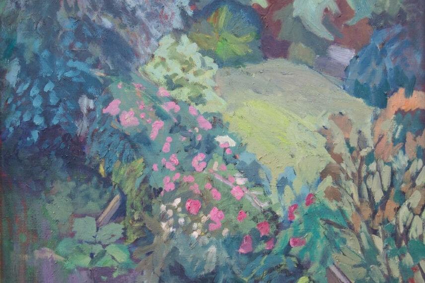 MARION_CHAPMAN_Climbing Roses