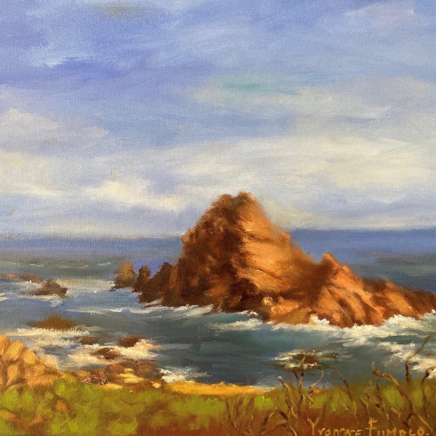 Yvonne F_Sugarloaf Rock, Yallingup W.A.