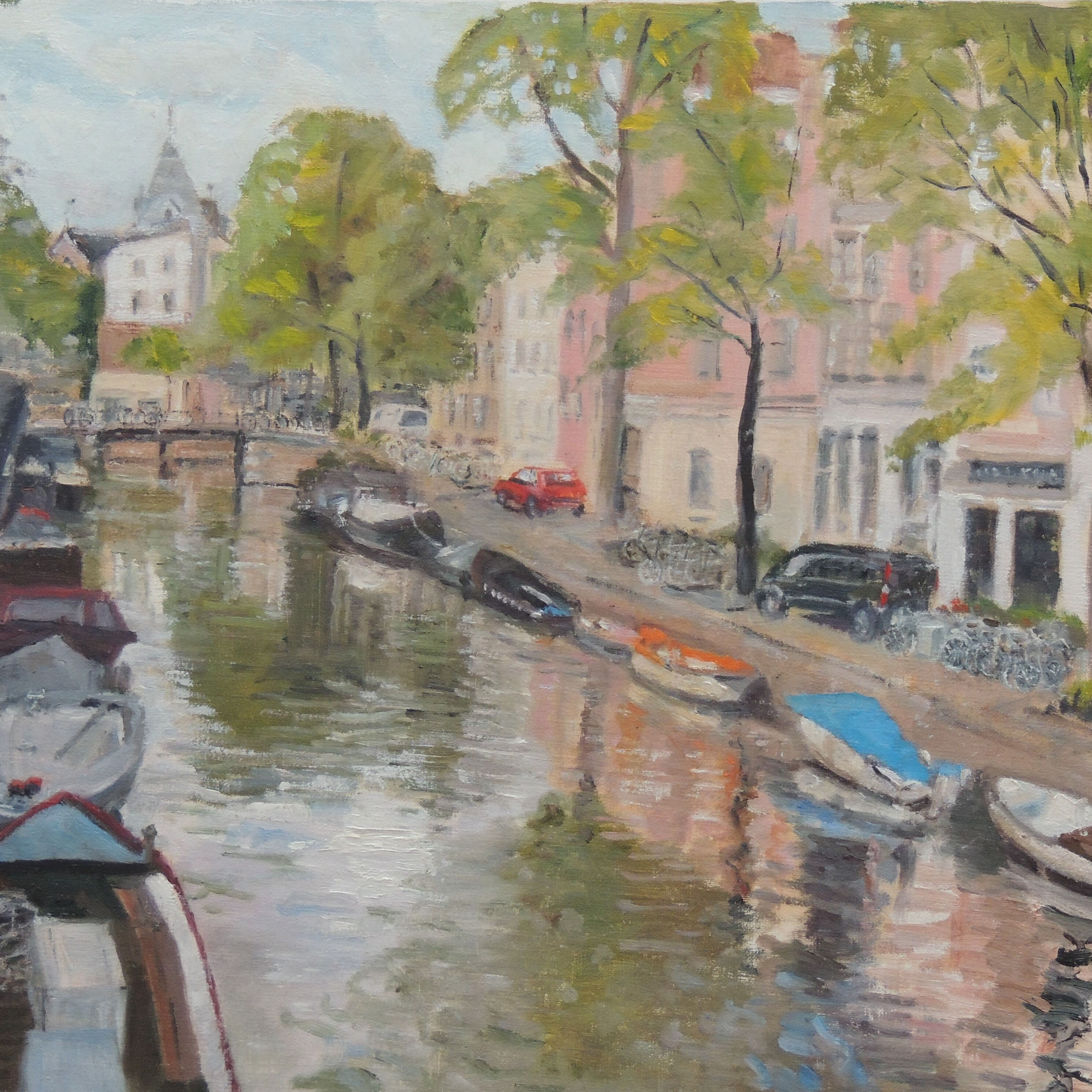 Roy Gibson_AMSTERDAM CANAL
