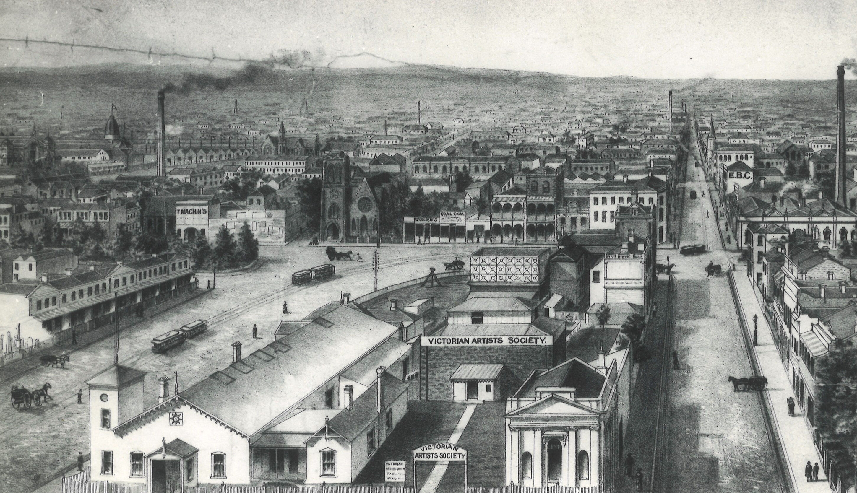 Panorama historical