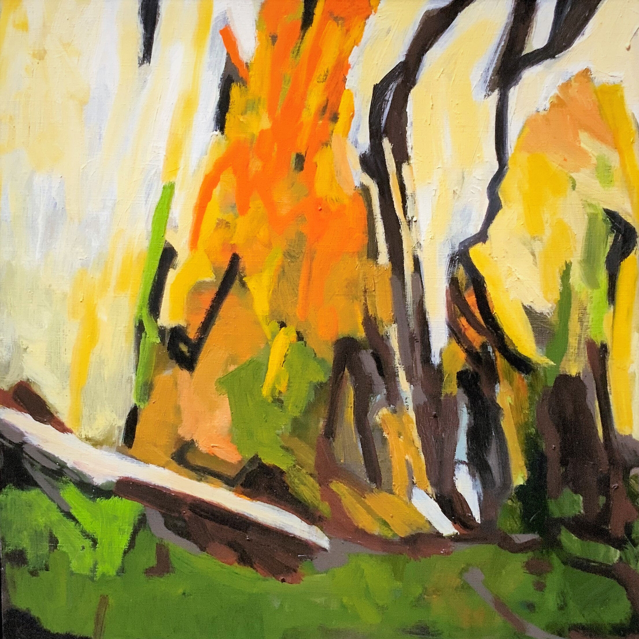 Pridham_Robyn Autumns End Oil on canvas 2019