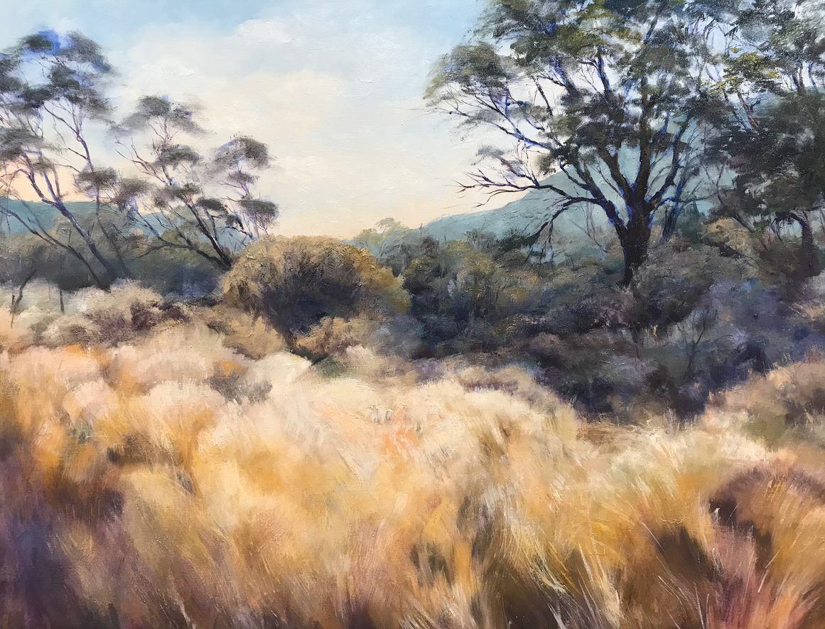 2c_iii_2018 Autumn Winner - Alpine Grasses - Helen McKie - Undine Award Winner 2018