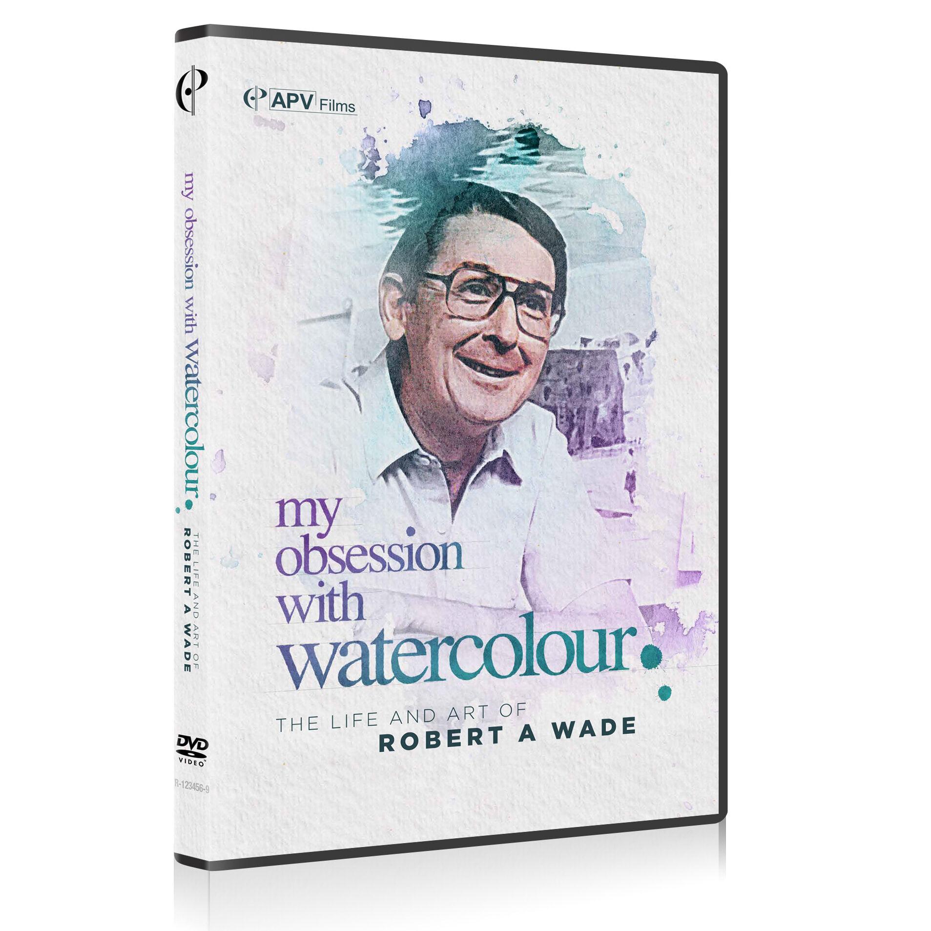 Watercolour DVD image