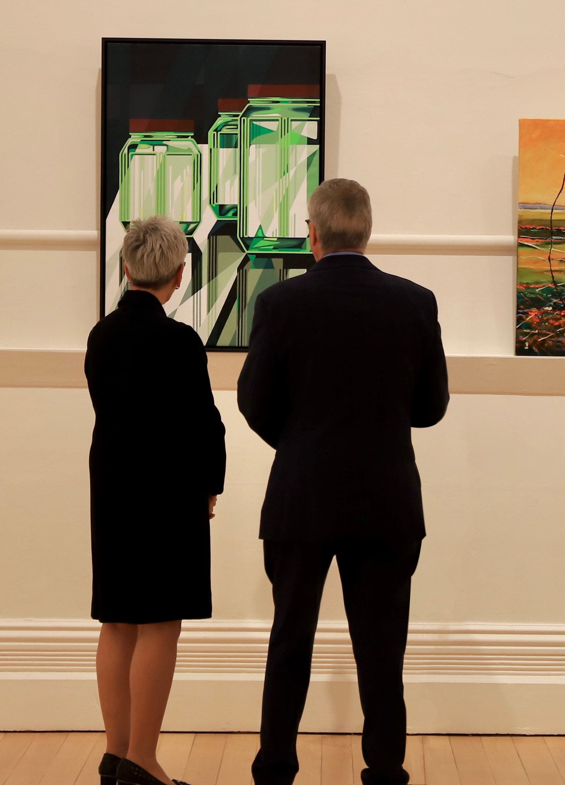 Governor Gallery Tour