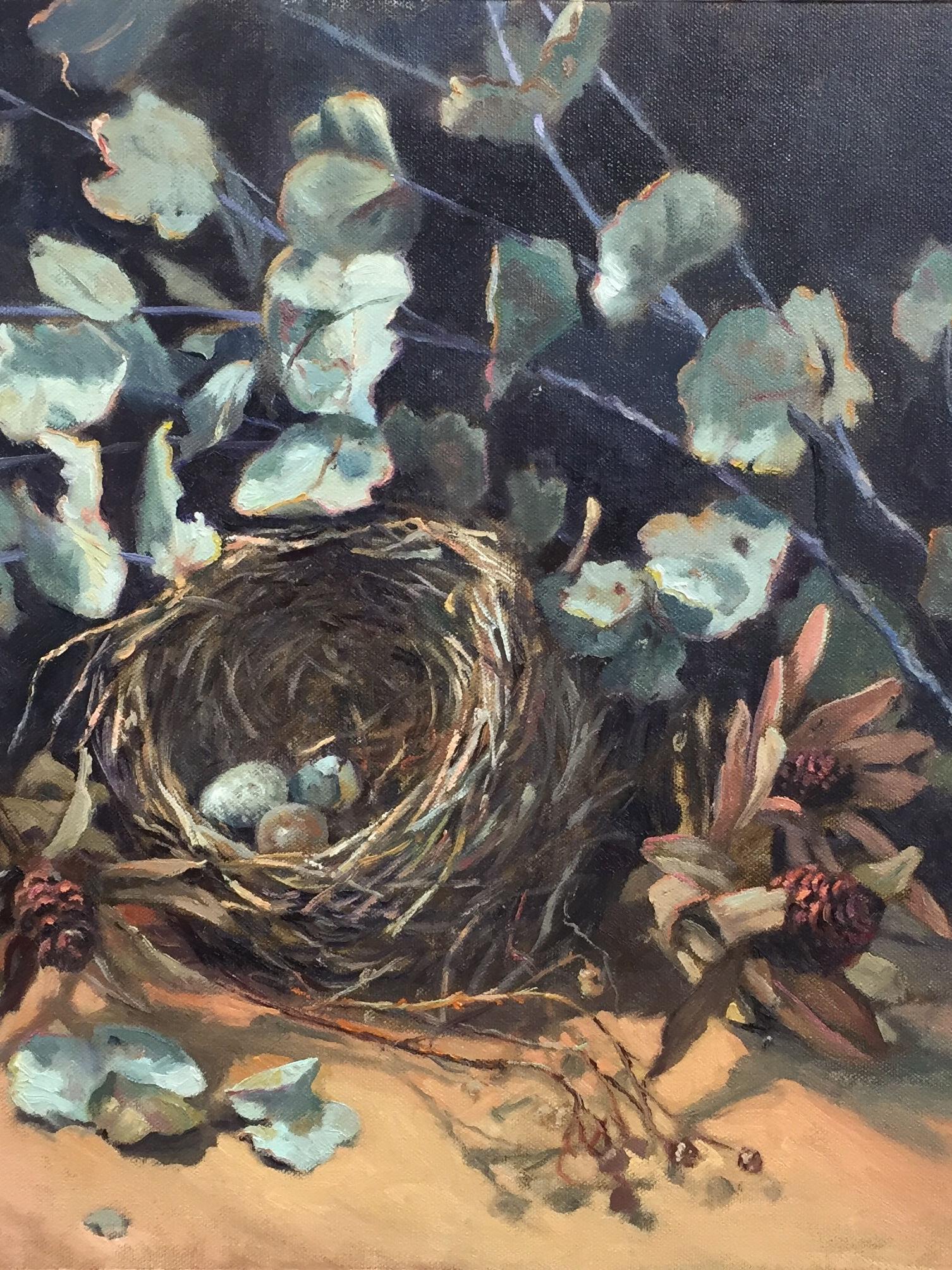 Bird's Nest by Gwendoline Krumins