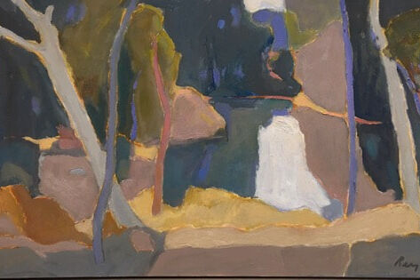 04_Ron_Reynolds_Billabong, Kew_Oil