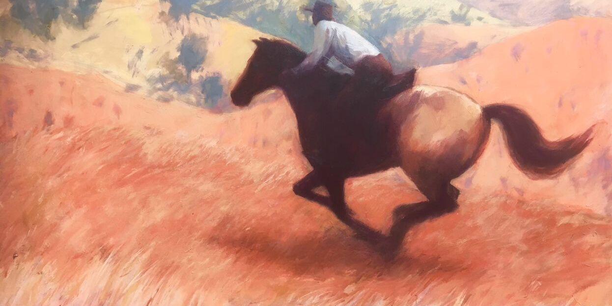 Rose Draffin Painting