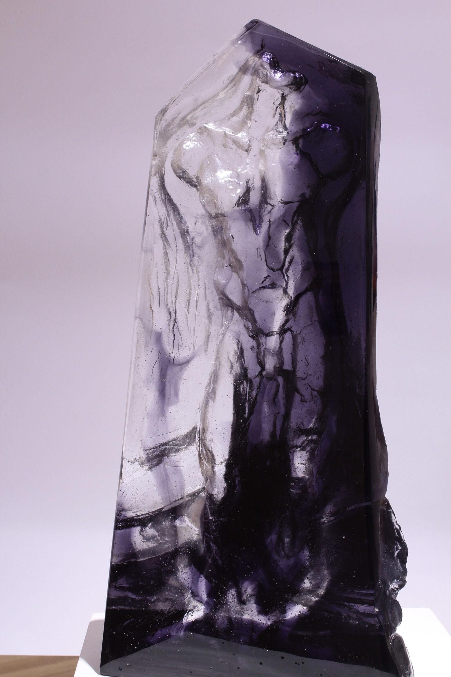 120A_Zoja_Trofimiuk_Quo Vadis_Cast Glass_20000