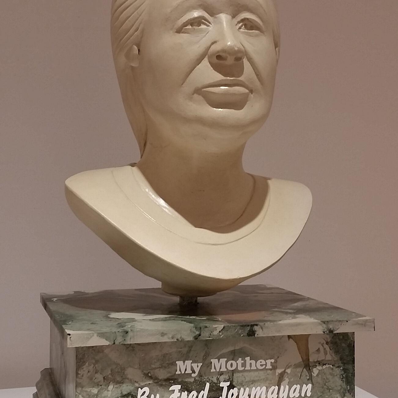 Fred Toumayan VAS—My Mother, Clay, NFS_Winner 2021_2