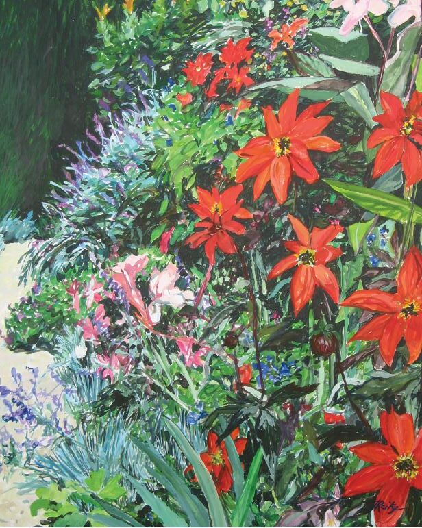 Jo Reitze Kate's Garden 2
