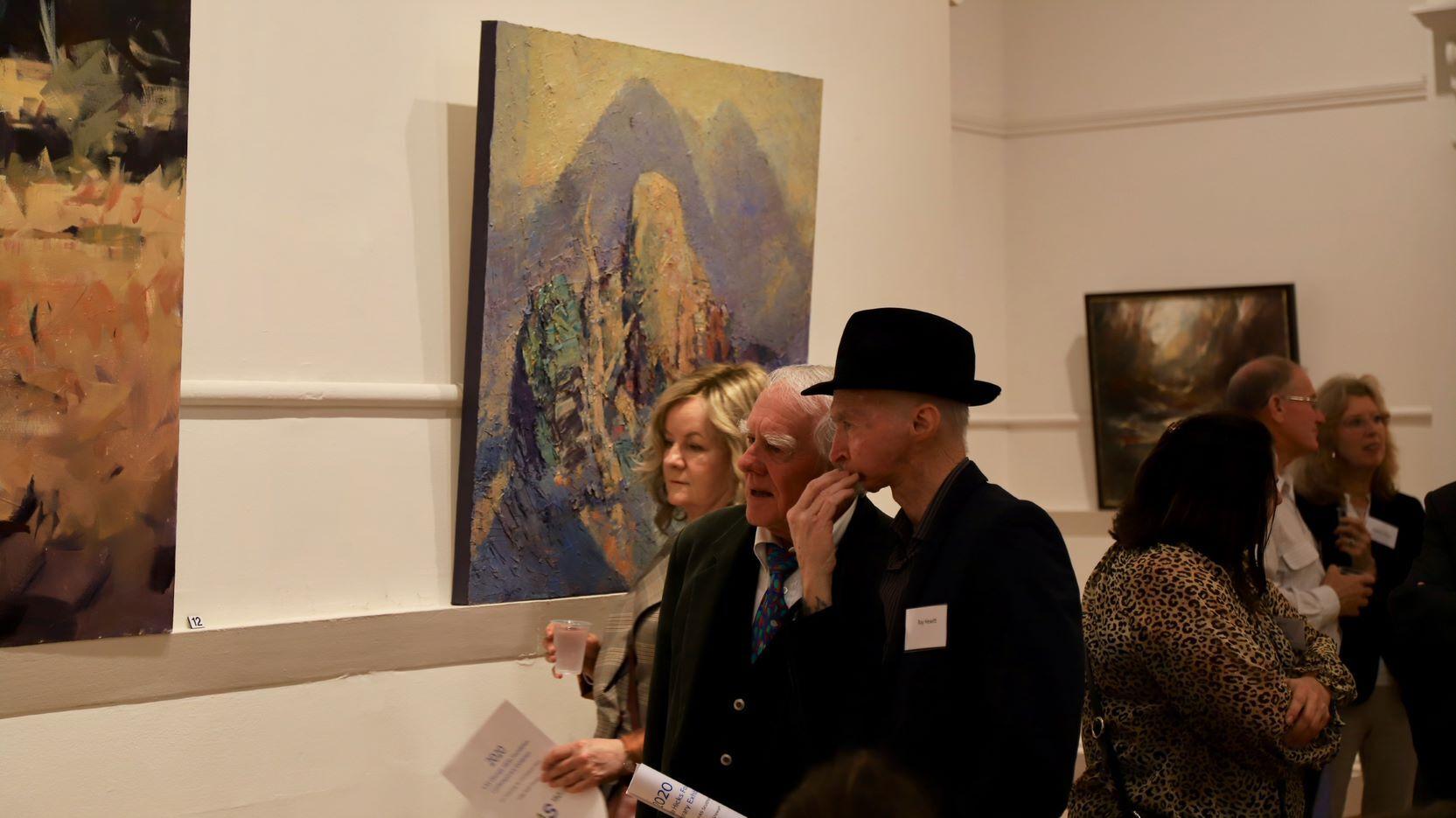 150 event art critique