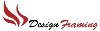 Design framing logo