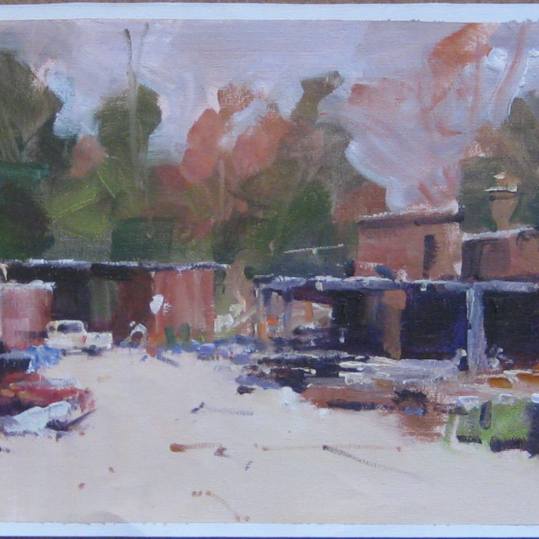 94_Des_Parkin_Saw Mill, Millbank