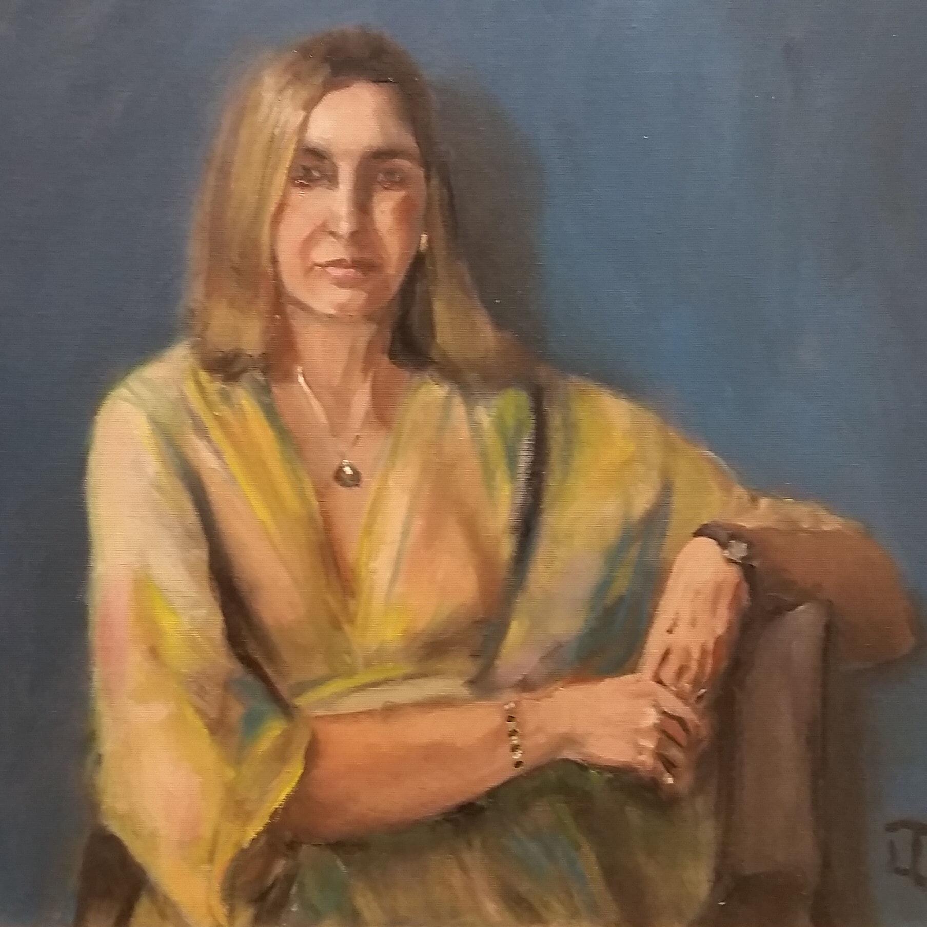 Ursula T Winter 2021