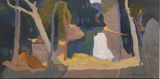 04_Ron_Reynolds_Billabong, Kew_Oil