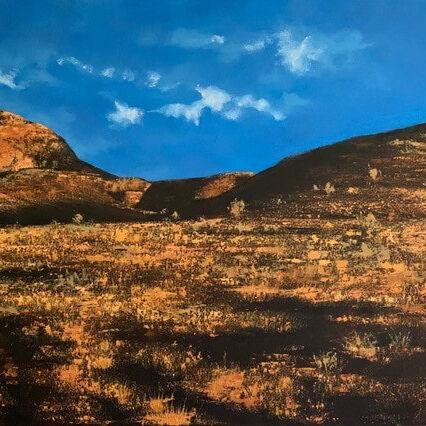 Marg Picken Mount Bruce W.A. 2021