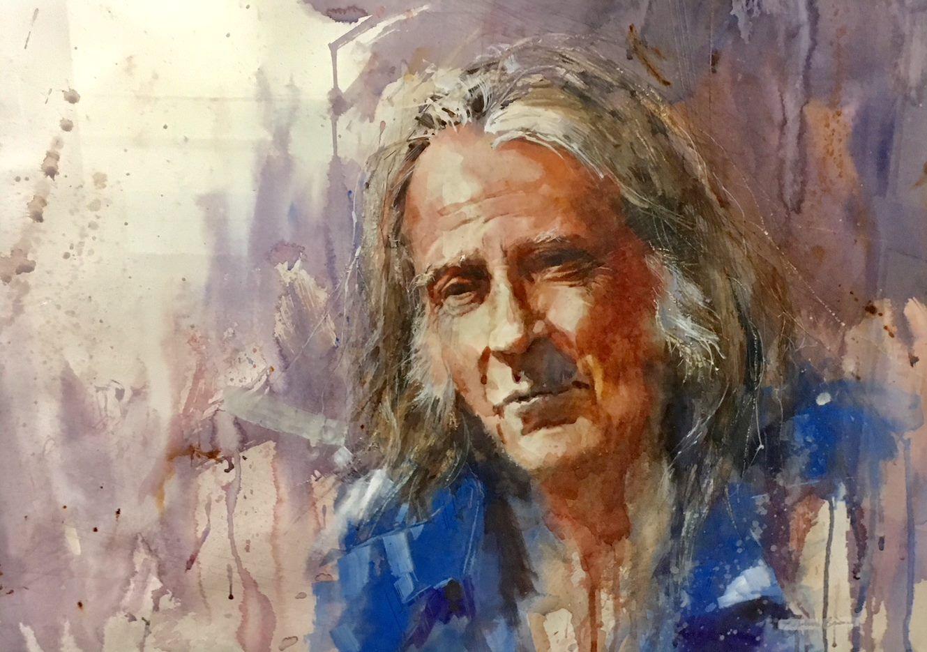 Julian Bruere portraiture 2018