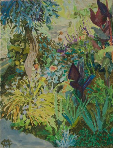 Marion Chapman_Kate's Garden View