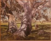20A_Chris White_Summer Pastoral, Wollert_Oil (1)