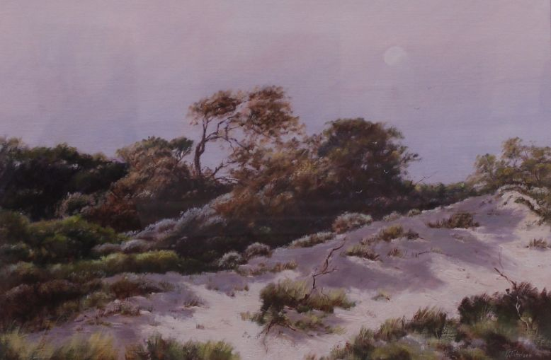 18c_Adrian Johnson_Moonrise_Oil