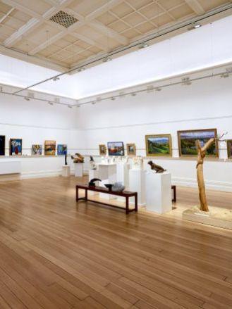 VAS Frater Gallery GALLERY HIRE