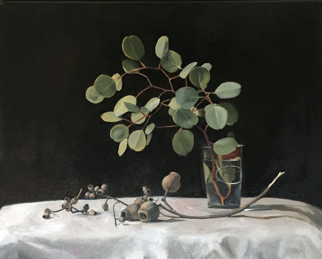 Twigs_Susan Morris_oil_385