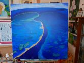 Jill Nicol_See Blue Abstract