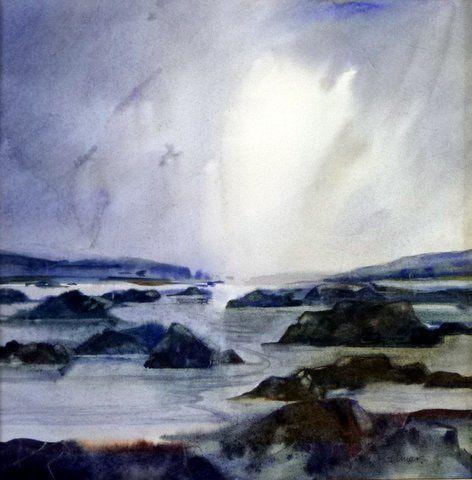 Fay Palmer Cloudburst