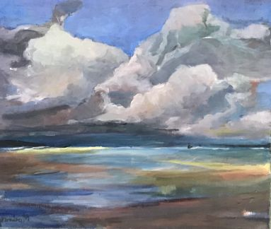 Nathan Moshinsky_clous and sea