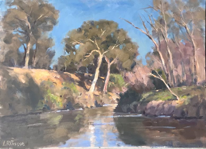 Les Pascoe Down by the river