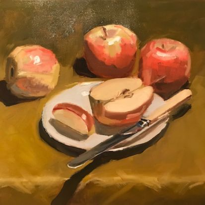 Ray WIlson_Apples