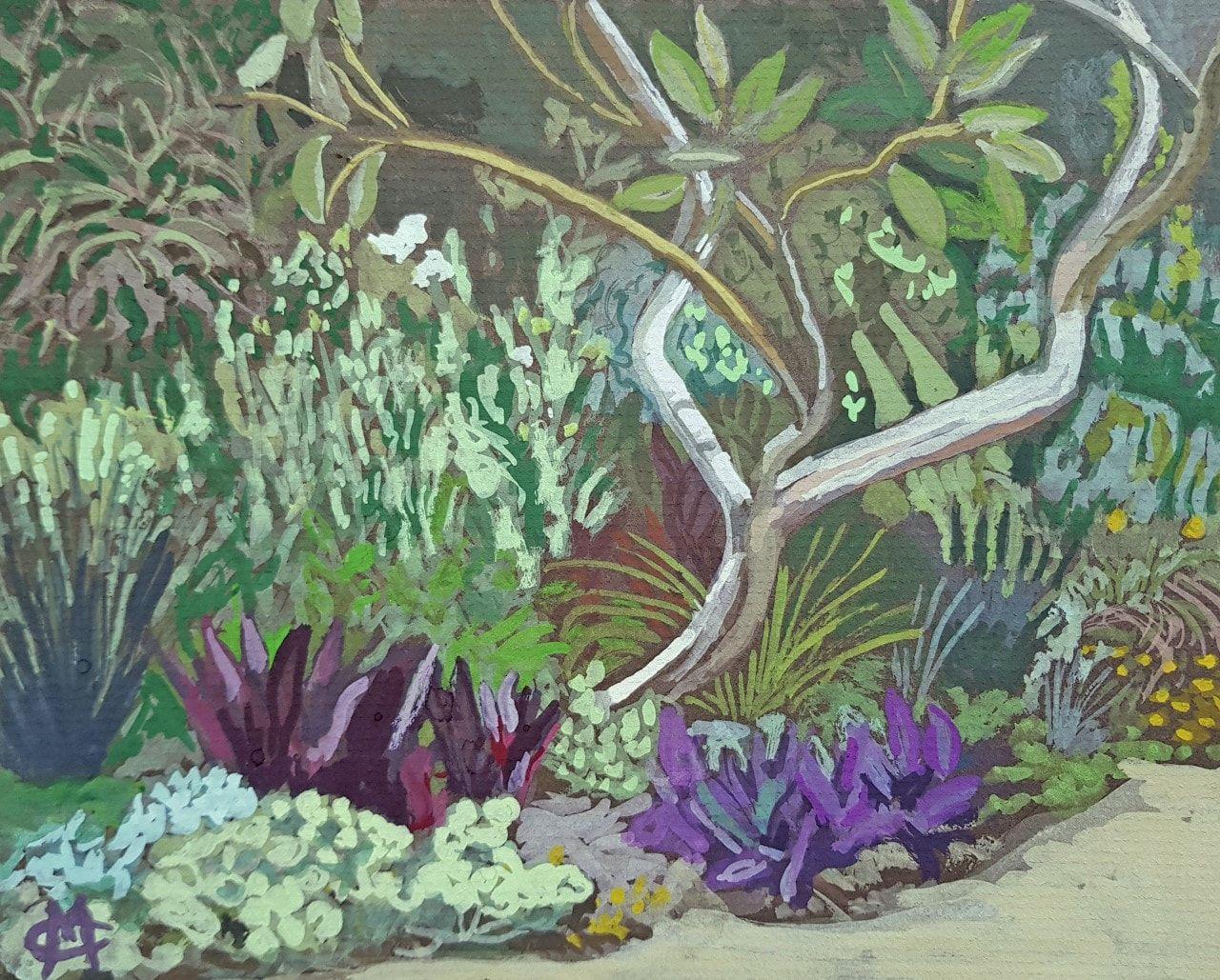 Marion Chapman_Kate Herd's Garden