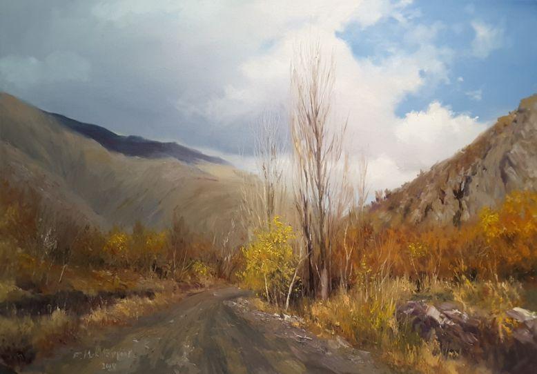 Faramarz Mokhtarpour_ Late Autumn