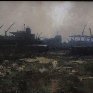 JohnHurle-Portside Wasteland-Yarraville