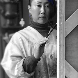 Artist Lisa Wang